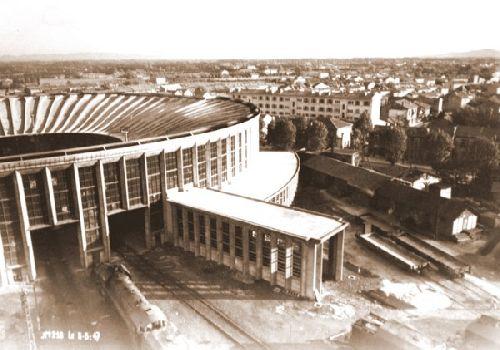 CONSTRUCTION DE LA ROTONDE