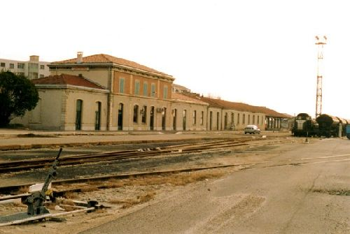 GARE DE CARPENTRAS