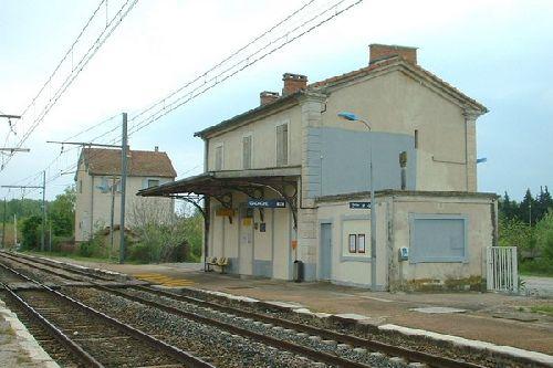 gare de Gadagne