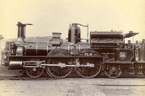 LOCO 121 PLM 154