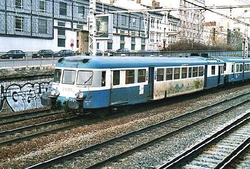 AUTORAIL X 2843