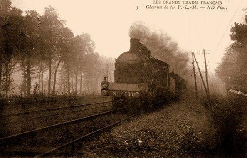 TRAIN RAPIDE PLM