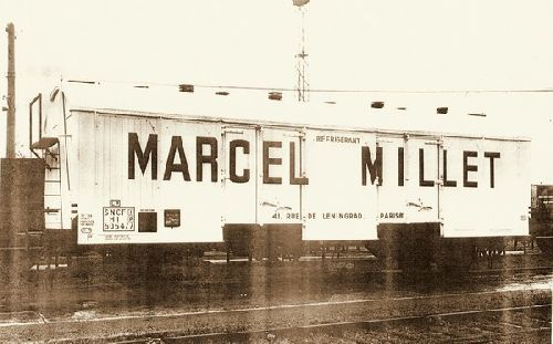 WAGON MILLET REFRIGERANT.
