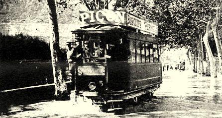 Tram d 'Avignon