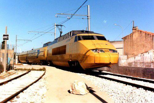 TGV LA POSTE
