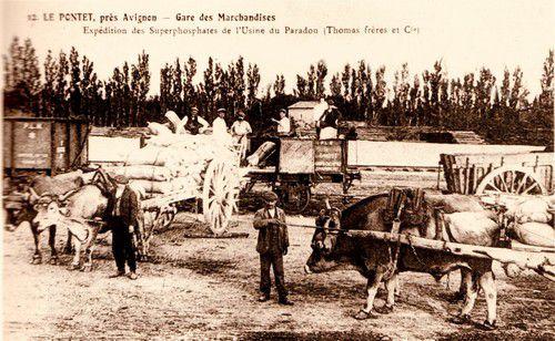 Le pontet 1914