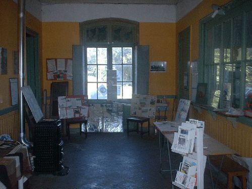 salle des pas perdus Aubignan