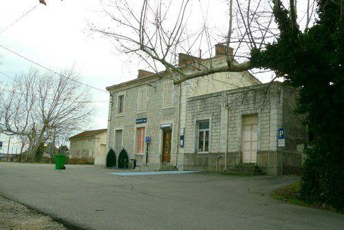 Gare de Montfavet