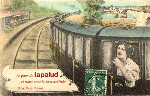 Je pars de Lapalud