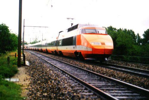 TGV Orange
