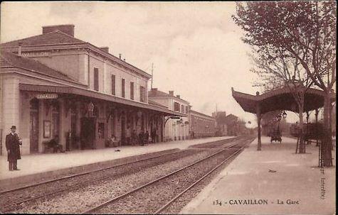 gare de Cavaillon