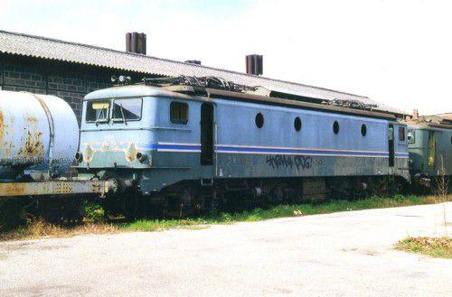 CC 7100 dépôt d' Avignon