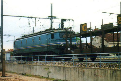 CC 7100 gare Avignon