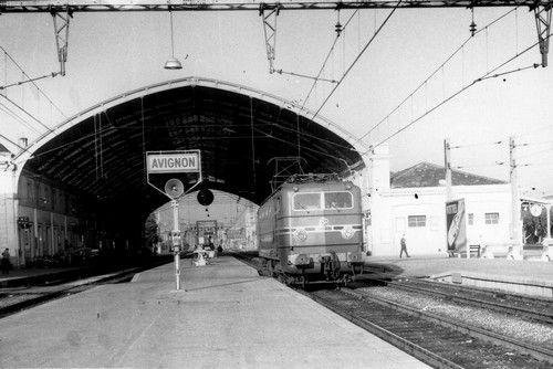 CC 7117 gare Avignon
