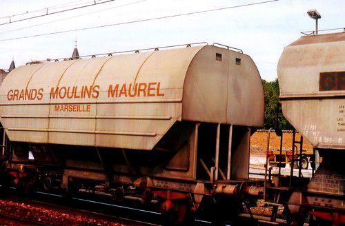 wagon céréales Maurel