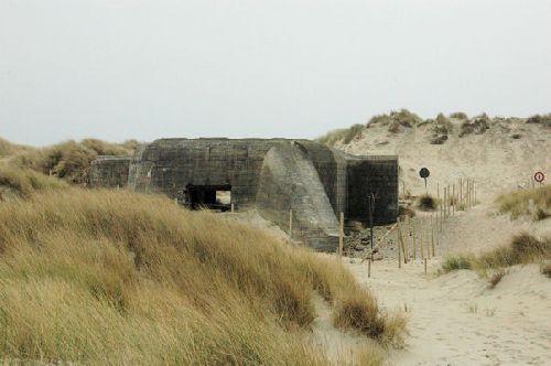 Paysage de dunes (Oostduinkerke)