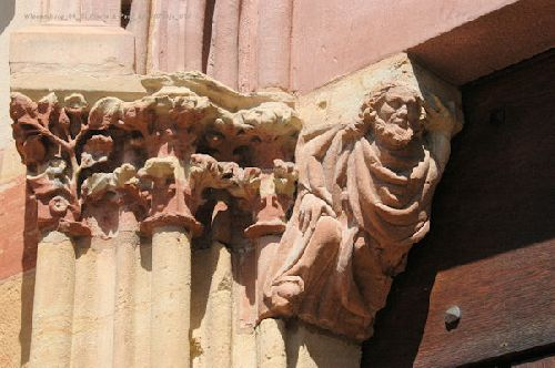F69-Wissembourg    église St Pierre & Paul