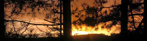 Coucher de soleil 19/05/09 (Bergoje)