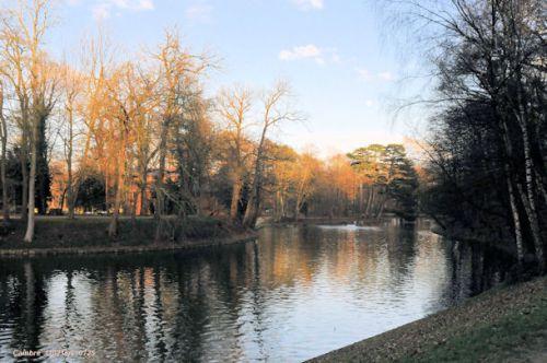 Lac du Bois de la Cambre (Bruxelles)