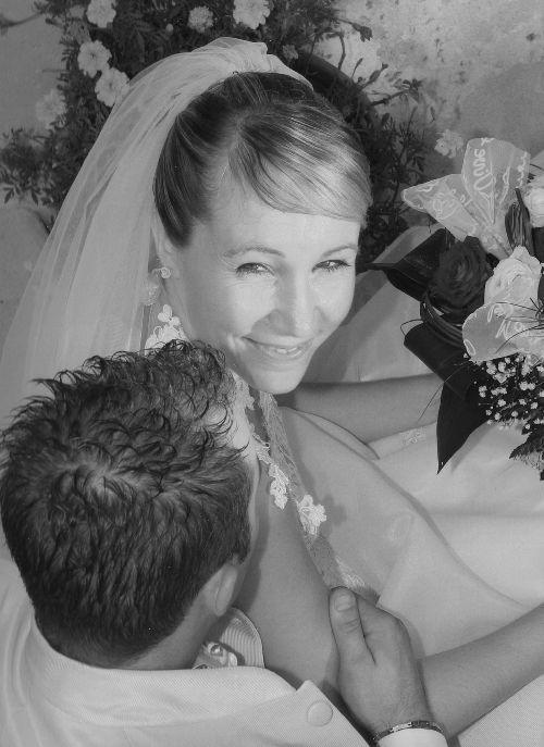 Papa et maman, leur mariage le 3 SEPTEMBRE 2005