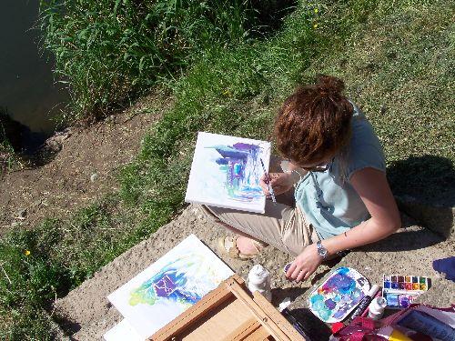 L\'ill aux artistes 2008
