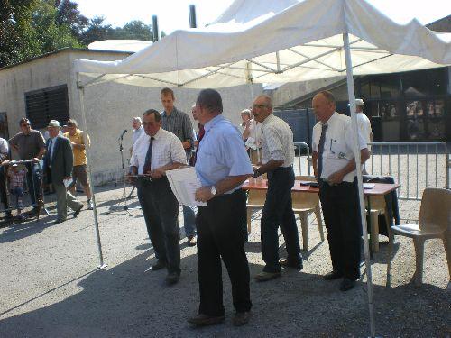 Le jury à Cambrai 2008
