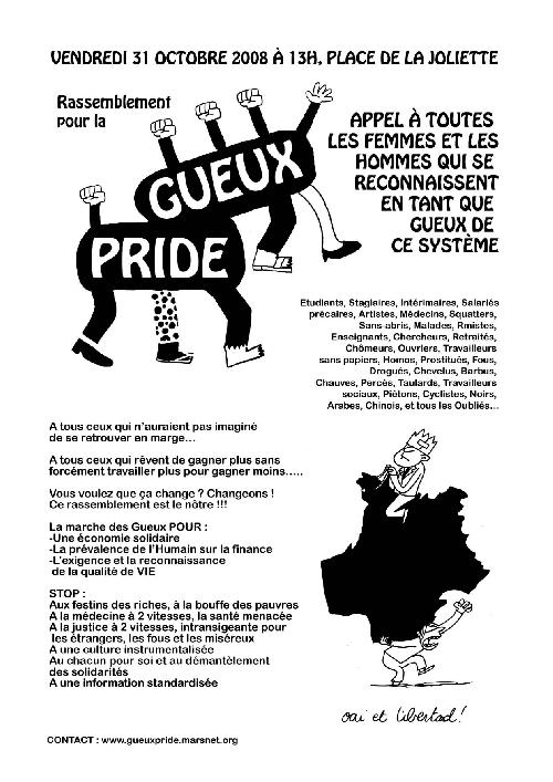 GUEUX PRIDE LE 31/10 148122081016013332