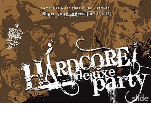 HardCore Deluxe Party - 28 mars - Rennes 148122090312021454