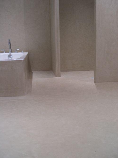 Salle de bain - réalisation de Franck Bourgeois
