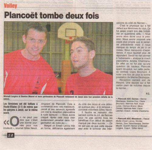 Petit Bleu du 13.10.2011
