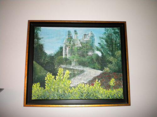 Chateau des Ravalets