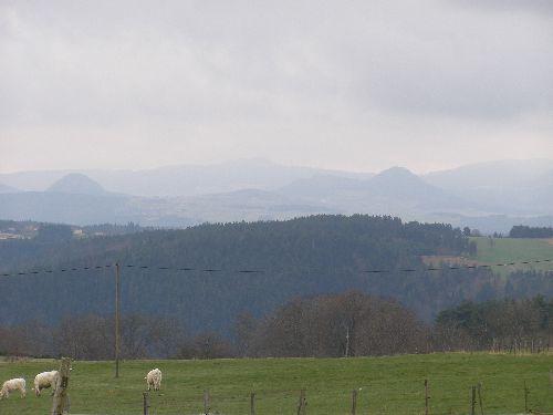 Randonnée à SAINTE SIGOLENE le 6 Avril 2008