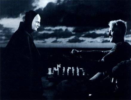 Le septième sceau (1957) d\'Ingmar Bergman