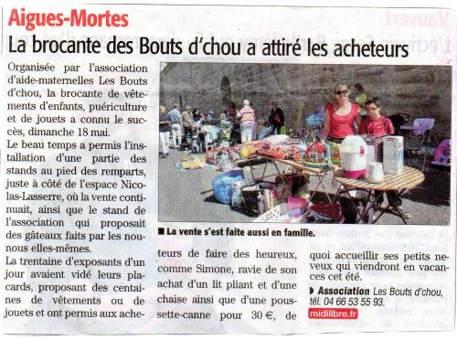 Article midi libre du 18 mai 2014 Bourse aux jouets.jpg