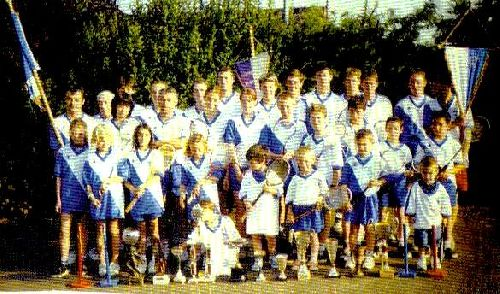 JOUEURS DU CLUB EN 2000