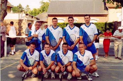 Equipe 1ere Année 2001
