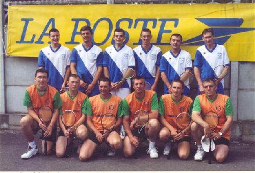 Equipe de 3eme Terrée 2000
