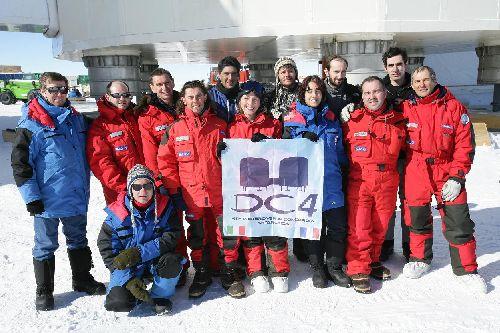 Les hivernants de DC4