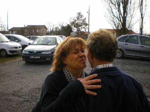 Sylvie et Laurent