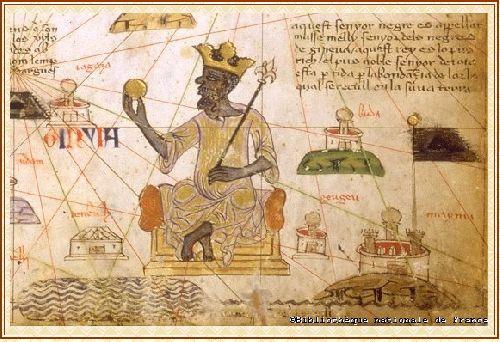 L'empereur Kankou Moussa