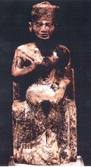 Pharaon Khufu de la IVè dynastie