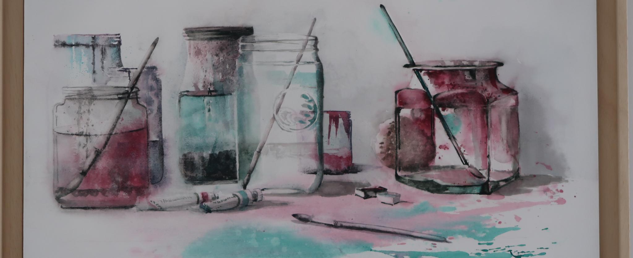 l'atelier de Garance    (Isabelle fournier Perdrix)