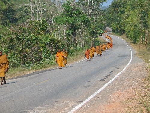 Sur la route de la mort, Mae sot  Mae sariang