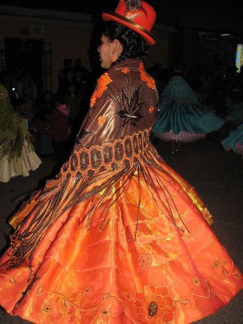 Au Carnaval de Puno