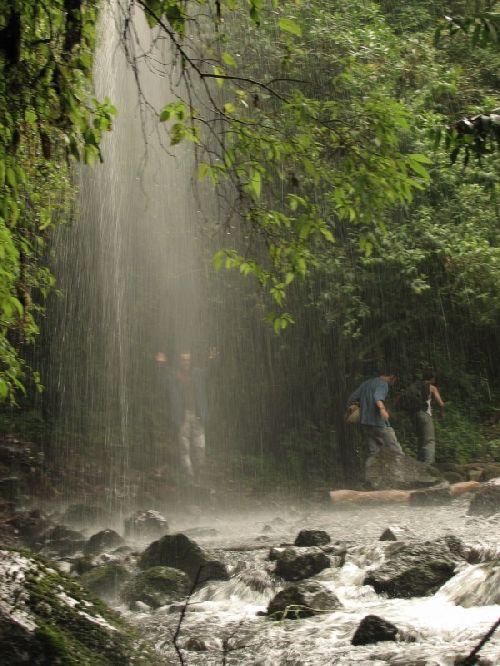 Los Chilos- Une autre cascade
