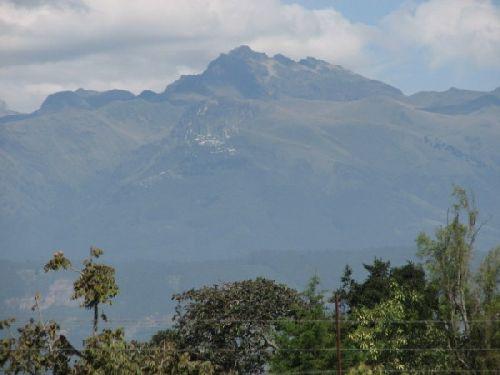 Puembo-Volcan encore en activité