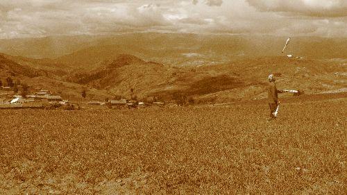 Paysage Socos - Ayacucho