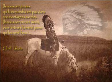Lakota, lamentation...