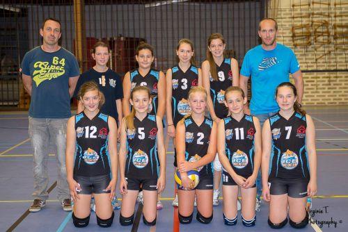 cadettes filles 2014-2015