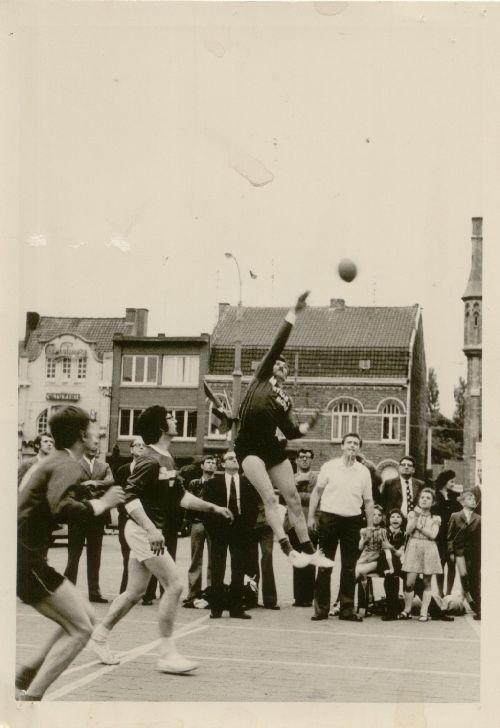 Tournoi 1972 - Place St-Anne